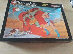 Vintage Hestair Thundercats 108 Piece Jigsaw Puzzle 1986