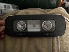 VW Golf Mk 5 R32 Black Interior Rear Roof Reading Light 3C0947291C
