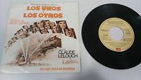 """Los Ca Y Otros Soundtrack Francis Lai Single 7 """" Vinyl Spanisch Edition Selten"""