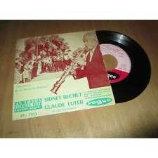 """SIDNEY BECHET / CLAUDE LUTER - souvenirs de la nouvelle orleans EP 7"""" VOGUE"""
