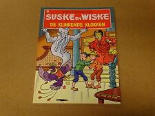 STRIP / SUSKE EN WISKE 233: DE KLINKENDE KLOKKEN | Herdruk 2011