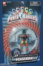 Power Rangers Turbo VISCERON New RARE 5 INCH