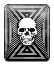Tri Skull Mouse Mat - Fantasy/Goth