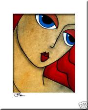 IN LOVE AGAIN - CONTEMPORARY POP ART Abstract MODERN print FIDOSTUDIO
