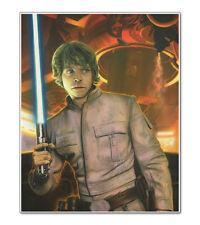 Star Wars Luke Skywalker Cloud City ESB 16x20 Poster Giclee Print