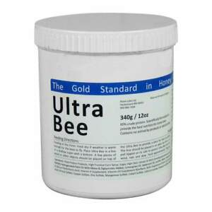 Ultra Bee Dry 340g, Bee Feed, Beekeeping