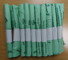 5 L X 260 compostables Caddy Liners - 10 Rouleaux-BioBag Caddy Sacs