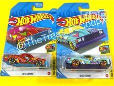 Hot Wheels - Lot of 2 - '80 EL CAMINO - Art Cars - 2 Variations - A131