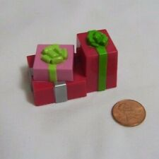 FISHER PRICE Loving Family Dollhouse RED CHRISTMAS PARTY GIFTS PRESENTS