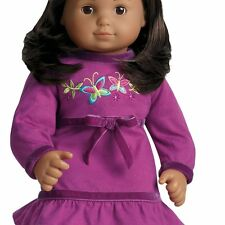 American Girl Butterfly Dress & Boots Doll Clothes For 15 in  Bitty Twin Dolls