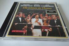 Domingo - Ross - Carreras - Christmas in Vienna VG+ (CD)