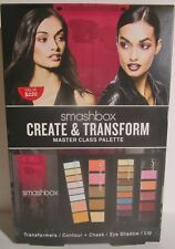 Smashbox Create & Transform Master Class Palette Contour Face Cheek Eye Lip $220