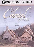 Colonial House (DVD, 2004, 2-Disc Set) PBS
