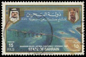 BAHRAIN 320 - Opening of the Bahrain-Saudi Arabia Causeway (pb20083)