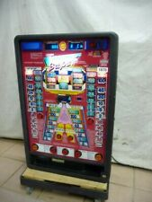 1870. Alter Geldspielautomat Spielautomat Glücksspiel für DM ohne Schlüssel