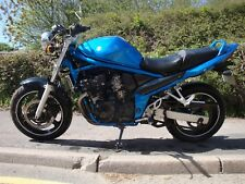 2006 SUZUKI GSF 650 SA K6 BANDIT ABS - STREETFIGHTER - PROJECT