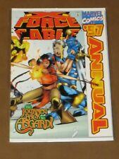 X-FORCE AND CABLE ANNUAL 1997 NM DANI MOONSTAR JOURNEY BACK TO ASGARD VALKYRIE