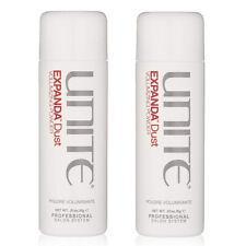 UNITE Hair Expanda Dust Volumizing Powder 6 Gram Container - Pack of 2