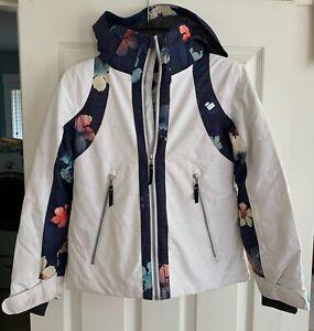 Obermeyer girls ski jacket size 8 EUC