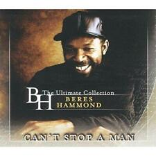 Beres Hammond - Can't Stop A Man - The Best Of (NEW CD)