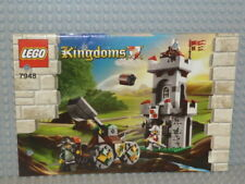 LEGO® Kingsdoms Bauanleitung 7948 Outpost Attack gelocht instruction B3749