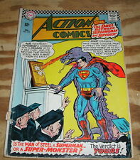 Action Comics #333 very good 4.0