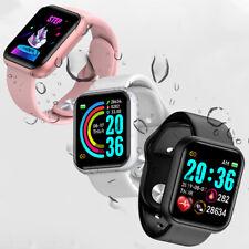 Спортивные умные часы сердечного ритма кровяное давление кислорода браслет фитнес трекер