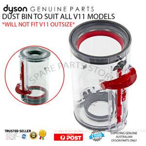 DYSON V11 DUST BIN ASSEMBLYsuit ALL MODELS BUT NOT V11 OUTSIZE - GENUINE DYSON