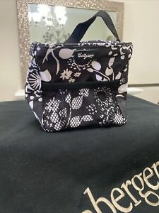 Thirty One Littles Carry All Caddy In Black Floral