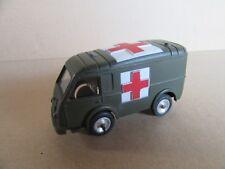 759H Vintage Dinky 807 France Renault Carrier Ambulance Military