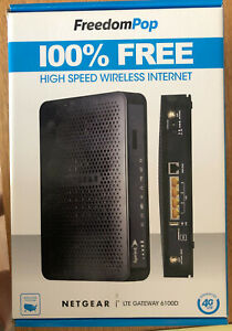 Netgear LG6100D 6100D LTE Broadband Modem - SPRINT  **DOA**