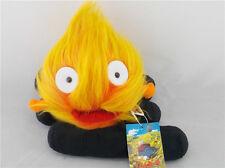 "Howl's Moving Castle 7"" Demon Castle Calcifer The Fire Plush Doll Toy"