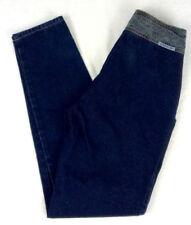Jordache Vintage Womens Size 7 High Waist Mom Tapered Leg Blue Jeans