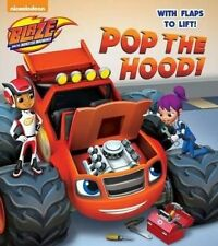 Pop the Hood! (Blaze and the Monster Machines) (Lift-the-Flap) by Random House