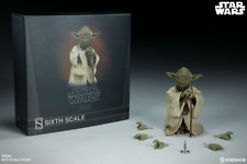 Yoda - Star Wars The Empire Strikes Back 1:6 Scale Sideshow SS100407