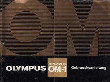 Olympus Gebrauchsanleitung für Olympus OM-1 - Anleitung