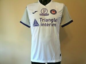 JOMA TOULOUSE 2019/20 AWAY JERSEY MENS LARGE BRAND NEW