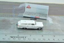 Eko 2156 Plymouth Ambulance Station Wagon White 1:87 Ho Scale