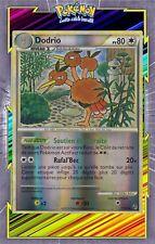 🌈Dodrio Reverse - HS04:Indomptable - 11/90 - Carte Pokemon Neuve Française