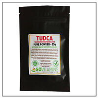BEST SELLING TUDCA PURE POWDER Tauroursodeoxycholic Acid FOR LIVER &CHOLESTEROL