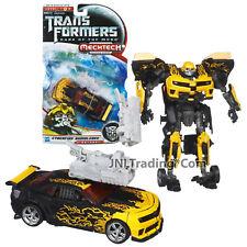 Year 2011 Hasbro Transformers Dark of the Moon Deluxe Class CYBERFIRE BUMBLEBEE