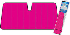 Car Sunshade -PINK METALLIC SUN SHADE - Window Shade - NEW - FREE POST