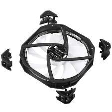 Jonsbo Solar Eclipse 140mm High Airflow Super Slient PC Case Cooling Fan White