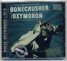 Oxymoron / Bonecrusher - Noize Overdose 2xCD Troopers Daily Terror Streetpunk