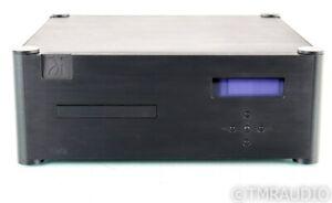 Wadia S7i CD Player / DAC; D/A Converter; Black; Remote