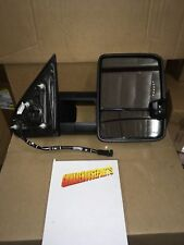 2015-2019 SILVERADO SIERRA PASSENGER POWER FOLDING CHROME TOWING MIRROR 84228892