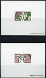 MALI 1988 SEOUL PRE OLYMPIC SET DELUXE SOUVENIR SHEETS  MINT NH NO GUM AS ISSUED