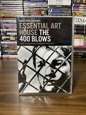 Essential Art House The 400 Blows Dvd New