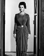 """SOPHIA LOREN IN """"THE FALL OF THE ROMAN EMPIRE"""" - 8X10 PUBLICITY PHOTO (CC390)"""