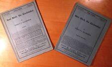 Haliburton.  Sam Slick, The Clockmaker. 1887 2 vols. wrappers John B. Alden